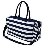 Borse a tracolla in tela, borsa da viaggio a tracolla, borsone, tracolle, borsette da spiaggia, borsoni da viaggio