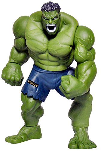 AVENGER HULK 12 Inch Incredible HULK Unbreakable Action Figure