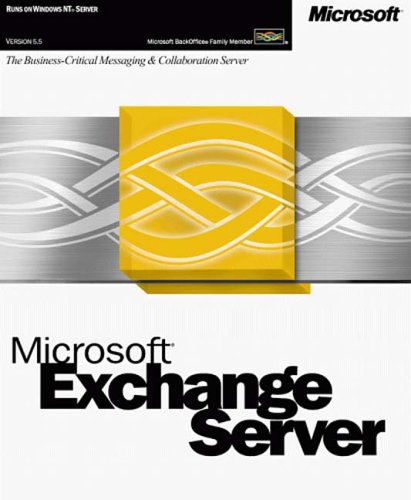Exchange Server 5.5 10 Client with Outlook 2000
