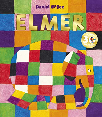 Elmer: 30th Anniversary Edition (Elmer Picture Books, Band 1)
