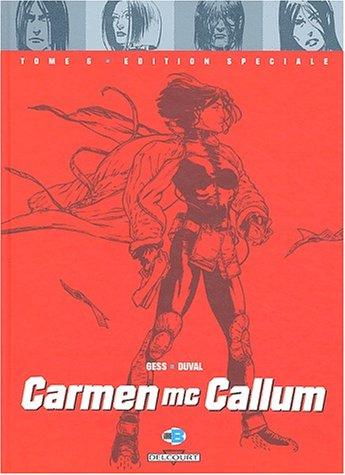 Carmen McCallum, Tome 6 : Le Sixième Doigt du Pendjab : Edition spéciale