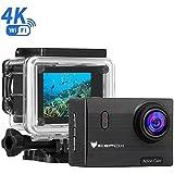 Action Cam 4k, icefox Wasserdicht bis 30 Meter Unterwasserkamera, WIFI Fernbedienung Kamera mit Sony-Objektiv, Loop-Aufnahme, 1080p Full HD, 170° Weitwinkel, HDMI Mikro-USB-TV-Ausgang, RSC Anti-Shake