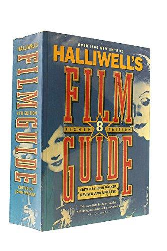 Halliwell's Film Guide (Walker Film Guide John)
