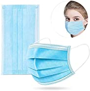 KAPS 3 ply meltblown filter surgical mask with nose pin (Pack of 50)