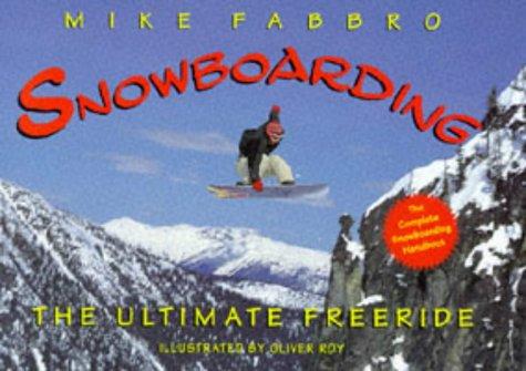 Snowboarding por Mike Fabbro