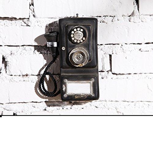Vintage Antiguo Teléfono Europa/Decoración De La Pared De Casa Creat