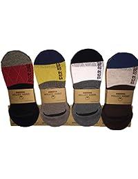 HIB Calcetines Pack 12 Pares Calcetines Cortos Hombre Calcetines Invisibles Para Verano,SIZE 38-43