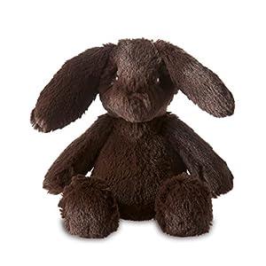 Lovelies by Manhattan Toy Fritz-Conejo de Peluche (Tamaño pequeño), Color marrón