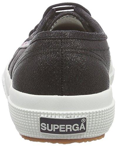 Superga 2750 Lamew, Sneaker a Collo Basso Unisex – Adulto Nero (Black)