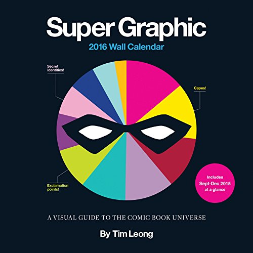 Super Graphic 2016 Calendar