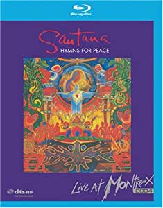 Santana: Hymns for Peace - Live at Montreux 2004 [Blu-ray] [US Import] [2008]