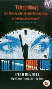 The Thin Blue Line [VHS]