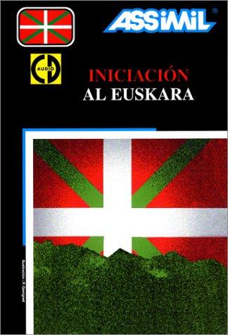 Iniciación al Euskara (1 livre + coffret de 3 CD) (en espagnol)