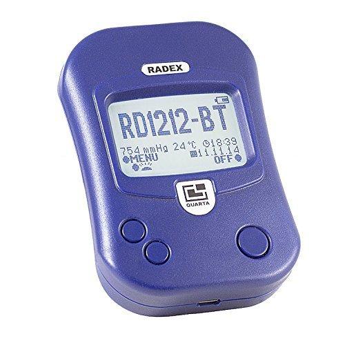 RADEX RD1212-BT el contador Geiger avanzado con Bluetooth