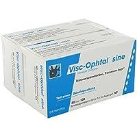 VISC OPHTAL sine Augengel 120X0.6ml preisvergleich bei billige-tabletten.eu