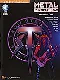 Metal Rhythm Guitar - Volume 1 (Troy Stetina)