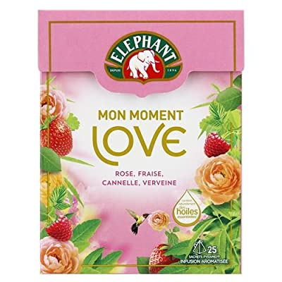 Elephant Infusion Mon Moment Love 25 Sachets