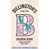 Oro 500 g Azúcar en polvo de Billington
