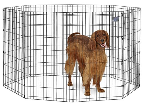 Artikelbild: MidWest Homes for Pets MidWest-Zwinger, 106,68cm, Schwarz