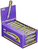 Milka Milketten Haselnuss - Schokoladenpralinen aus Vollmilchschokolade mit Haselnuss Geschmack