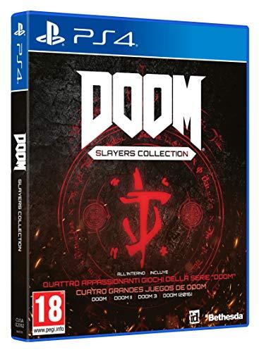 #Videojuego Doom Slayers Collection por sólo 19,95€