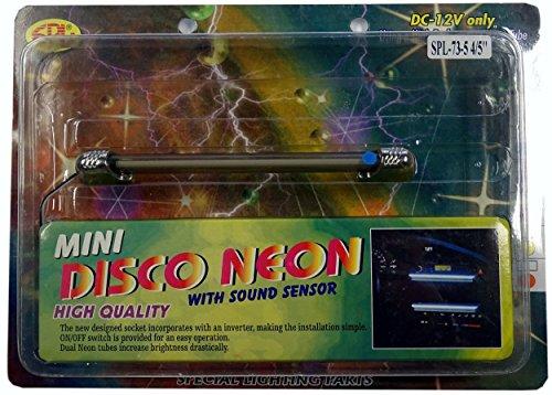 Preisvergleich Produktbild Radio Mini Neon Leuchte blau 145 x 10 mm ~~~~~ schneller Versand innerhalb 24 Stunden ~~~~~