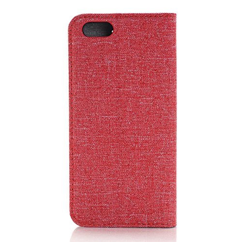Wkae Case Cover iPhone Cover Case 7, Cowboy Jeans PU étui en cuir Wallet Case stand Couverture souple en silicone pour iPhone Appple 7 by DIEBELLEU ( Color : 5 , Size : Iphone7 ) 2