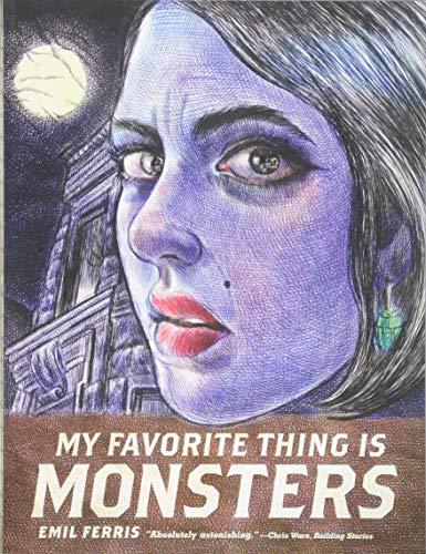 My Favorite Thing Is Monsters -