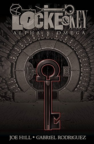Locke & Key Volume 6: Alpha & Omega por Joe Hill