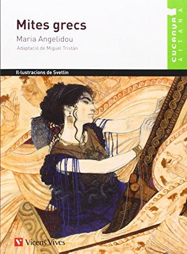 Mites Grecs - Aitana (Col.lecció Cucanya Aitana) - 9788431690915
