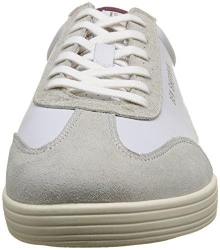 Ben Sherman Herren Albion Sneaker White (White)
