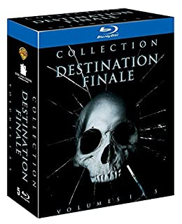 Collection Destination Finale - Les 5 Films - Coffret Blu-Ray (B008L3I72G) | Amazon price tracker / tracking, Amazon price history charts, Amazon price watches, Amazon price drop alerts