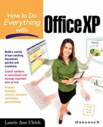 How to Do Everything with Office XP