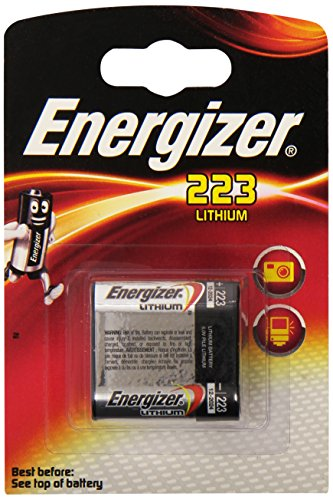Energizer Lithium Photo Batterie EL 223 AP