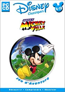 Mickey : Panique à Mickeyville