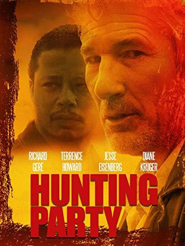 Hunting Party – Wenn der Jäger zum Gejagten wird cover