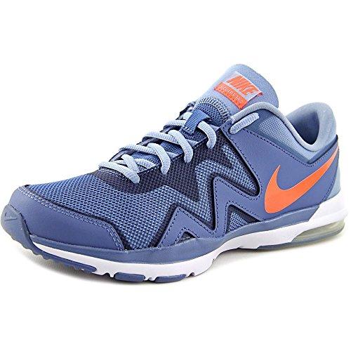 Nike Wmns Air Sculpt Tr 2, Chaussures de Gymnastique Femme, 16 EU Bleu - Azul (Ocn Fog / Brght Mng-Bl Gry-White)