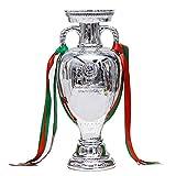 Champion de la Reproduction Coupe d'europe Coupe Draunet Trophée Artisanat en résine Sport Prix commémoratif,45cm...