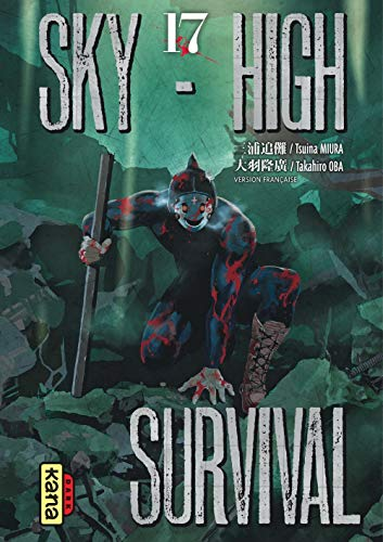 Sky-high survival Edition simple Tome 17