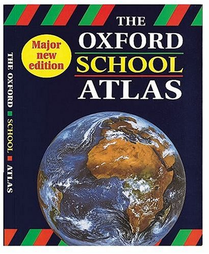 SCHOOL ATLAS (NEW EDITION) (Atlases)