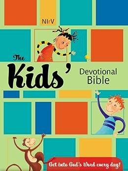NIrV, The Kid's Devotional Bible, eBook: Over 300 Devotions di [ZonderKidz]