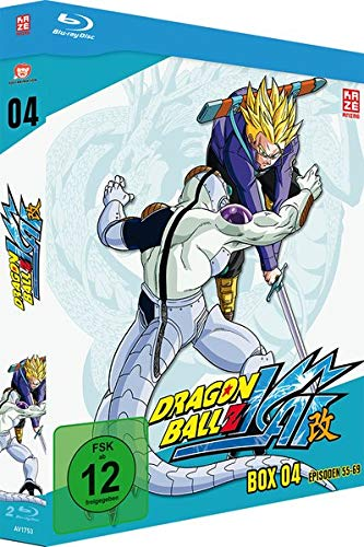 Dragonball Z Kai - Box 4 (Episoden 55-69) (2 Discs) [Blu-ray]