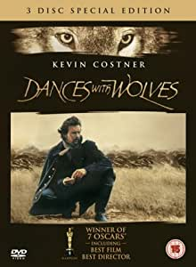 Dances with Wolves (Three Disc Special Edition) [DVD] [1991]