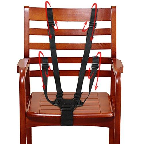 Zoom IMG-1 hbf cintura sicurezza bambini per