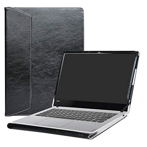 """Alapmk Schutz Abdeckung Hülle für 13.9"""" Lenovo Yoga 920 920-13ikb/Yoga 910 910-13ikb Notebook,Schwarz"""