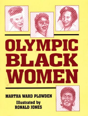 Olympic Black Women por Martha Plowden