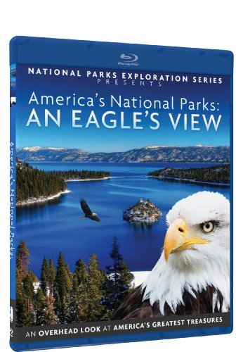 National Parks Exploration Series - National Parks: An Eagle's View [Blu-ray] by Various