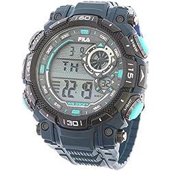 Fila Men's Sports Watch Digital 10Bar Light 38/826/002