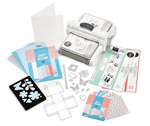 Sizzix 'Big Shot Plus'  Fustellatrice e Starter Kit,...