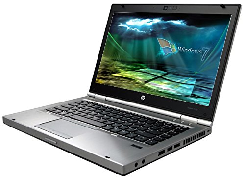 HP Elitebook 8470p Business Notebook # 14.1in WUXGA+ , Intel Core i5 2.6GHz , 4GB RAM , 320 GB HDD, WLAN, USB 3.0, Win7 Pro, (Generalüberholt) (Hp Elitebook 8470p Notebook-pc)